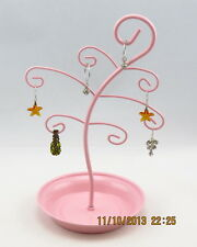 Jewelry Tree Stand Earrings Necklace Ring Ornament Holder