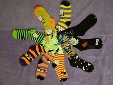 WOMEN;S HALLOWEEN SOCKS NWT size 9-11 ASSORTED STYLES