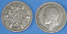 SILVER SIXPENCE GEORGE V 1928-1936 DATE OF YOUR CHOICE ONLY £2.50 FREE UK P&P