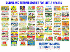 QURAN & SEERAH GOODWORD ISLAMIC CHILDREN STORIES BOOKS FOR LITTLE HEARTS GIFT