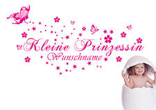 Wall Decall Children´s Room Little Princess Wall Picture 11