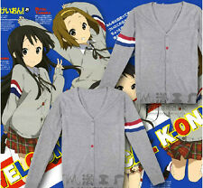 K-ON The London Institute grey cardigan CARDIGAN KNIT