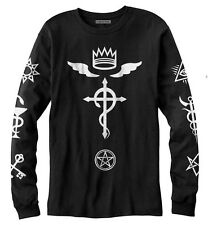 CULT SYMBOLS T-SHIRT - Hip Hop_Kanye West_Pyrex_Jersey_Givenchy_Greek_HBA_Trill