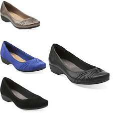 Clarks Women's Propose Pixie Flat - New With Box