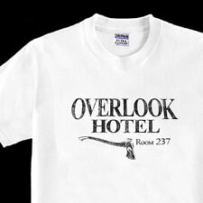 The OVERLOOK HOTEL Room 237 - SHINING ax serial horror film insane crazy T-SHIRT