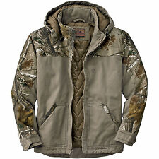 Legendary Whitetails Canvas Cross Trail Camo Workwear Jacket