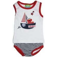 Elmo Baby Boy 2 Piece Set