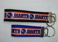 New York Giants  inspired  key fob key chain MAKES A GREAT GIFT!