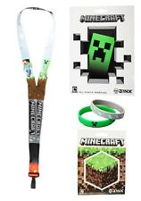 OFFICIAL LICENSED MINECRAFT PARTY PACK GIFT SET