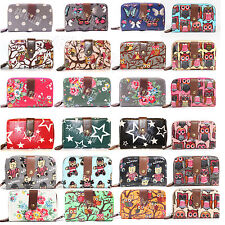 Ladies Designer Oilcloth Purse and Wallet Limited Special Offers Clearance Purse