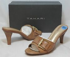 TAHARI Women's Bedford Mule Slides - Sz 6.5 & 7.5 Only - NIB - MSRP $79