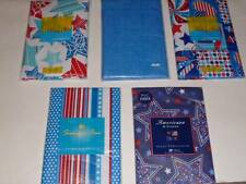 4th of July Memorial Day Patriotic Vinyl Tablecloth 5 Styles 4 Sizes U Pick NEW