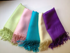 GOOD QUALITY LADIES PASHMINA SHAWLS HIJAB SCARF SALE NOW ON