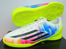 ADIDAS JUNIOR KIDS YOUTH JR F5 IN MESSI SAMBA PACK INDOOR FUTSAL SOCCER SHOES