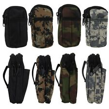 Universal Army Camo Bag Pouch for Cell Phone Belt Waist Cover Holster Bag Case