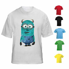 NEW KIDS MENS WOMANS MONSTERS INC MINION DESPICABLE ME 2 SULLY BANANA T SHIRT