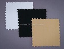 Herringbone Coutil for Corsetry 100% Cotton Black, White & Nude