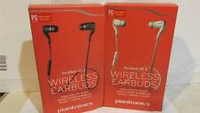 NEW Plantronics BackBeat GO 2 Wireless Bluetooth Stereo Earbuds BLACK or WHITE