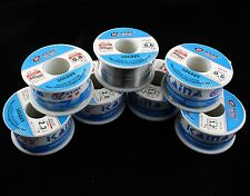 63/37 60/40 Tin Lead  Rosin Core Solder Soldering Welding  Wire FLUX 2.0% New