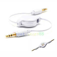 "CAR 3.5mm JACK AUX CABLE STEREO ADAPTER for PC Tablet Ebook Reader 8"" 8in 2014"