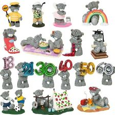 Me to You Tatty Teddy May Collection Figurines - Suitable for Males or Females