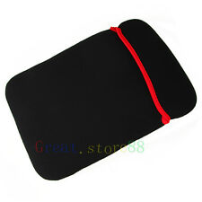 """Neoprene Sleeve Reversible Bag Pouch Case Cover for PC Tablet 7"""" 7in 2014 new AU"""