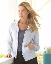 Hanes - Ladies' Full-Zip ComfortBlend® EcoSmart® Hooded Sweatshirt - W280