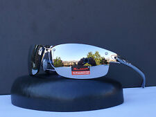 Mens X-Loop Metal Frame Semi Rimless Sunglasses Sport Shades +Microfiber Bag #58