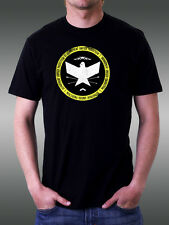 InFAMOUS Second Son DUP Department Unified Protection PS4 Game Tee Shirt T-shirt