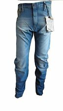 G-Star Raw Arc 3D Loose Tapered Jeans Light Aged used Look Hatch Denim M2662