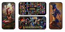 League of Legends iPhone 4 4s 5 5s Samsung S3 S4 Mini Note Sony HTC Hard  Cover