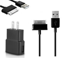 Home Wall Charger + USB Cable for Samsung Galaxy Tab Note 2  7.0 7.7 8.9 10.1