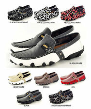 New Mens Casual Loafers Moccasins Slip on Driving Shoes Avail. UK Sizes 6-11
