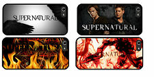 Supernatural iPhone 4 4s 5 5s Samsung S3 S4 Mini Note Sony XZ HTC Hard Cover