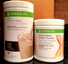 Herbalife Formula 1 Nutritional Shake + Personalized Protein PowderFREE Shipping