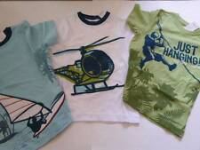 Gymboree Jungle Surf Explorer Shirts Zip Line Sailing Helicopter  3 5 6 7 8 NEW