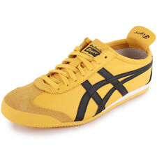 Onitsuka Tiger Mexico 66 Yellow Black Unisex New Shoes Trainers