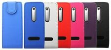 Flip Wallet Leather Case Cover Pouch For Nokia 301 Free Screen Protector