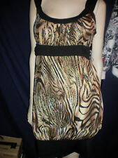 Ed Hardy Balla Tiger Dress NEW WITH TAGS