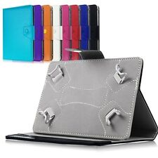 """Universal PU Leather Folio Case Cover Skin Stand Pouch For 7"""" inch Tablet PC PDA"""