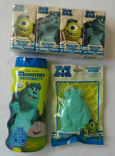 Disney Monsters University Bath Set - Bath & Shower Gel, Sponge + Pocket Tissues