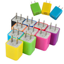 2.1A+1A Dual USB 2-Ports AC Wall Charger Adapter US Plug For Samsung/iPad/iPhone