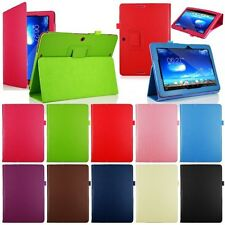 """Newest Folio Case Cover Stand PU Leather For Asus MeMO Pad FHD 10 10.1"""" Tablet"""
