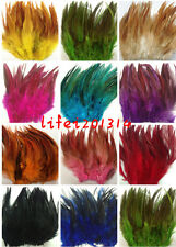 Wholesale 50/100pcs beautiful cock tail feathers of 5-7inch / 12-16cm