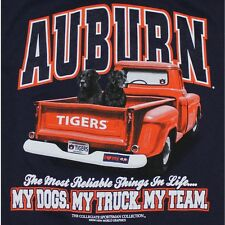 Auburn Tigers T-Shirts - My Dog - My Truck - My Team - Always Faithful - Tee