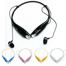 Bluetooth Wireless HandFree Sports Stereo Headset Earphone For Samsung iPhone LG