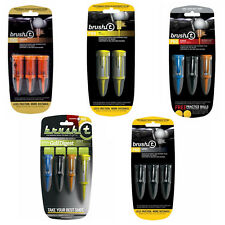 Brush-T BT PRO BRUSH GOLF TEES (5 Set Styles Available)