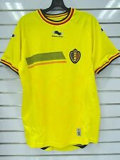 BNWT BURRDA BELGIUM AWAY THIRD KIT FOOTBALL SOCCER JERSEY TRIKOT WORLD CUP 2014