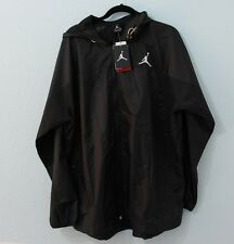 Jordan Super Fly Team Men's Basketball Shell (Windbreaker) - Black-Size XL - NWT