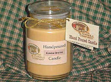 25 oz. Soy Candle Keepsake Jar Soy Wax candle  - You Choose The Scent